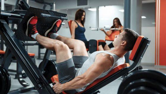 exercices de jambes